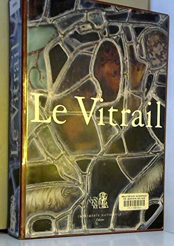 9782110812940: Le Vitrail: Vocabulaire Typologique Et Technique