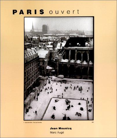 9782110813251: Paris ouvert (French Edition)