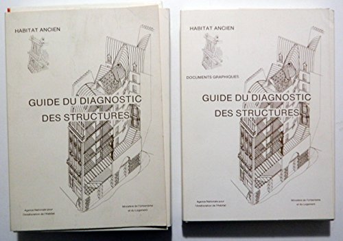 9782110850478: Guide du diagnostic des structures : Habitat ancien