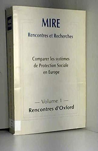 9782110890016: Comparer les systèmes de protection sociale en Europe