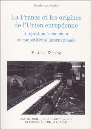 Integration economique et la competitivi: Kipping