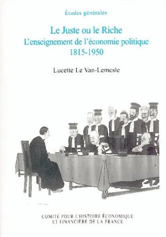 9782110946096: Le Juste ou le Riche (French Edition)