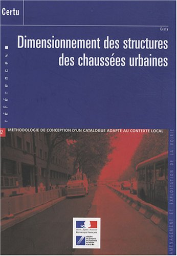 DIMENSIONNEMENT DES STRUCTURES DES CHAUS: COLLECTIF