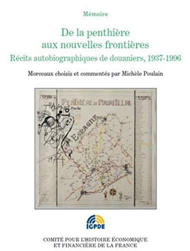 De la penthiere aux nouvelles frontieres: Poulain Michèle
