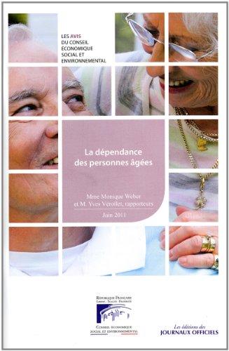 9782111208711: La dépendance des personnes âgées