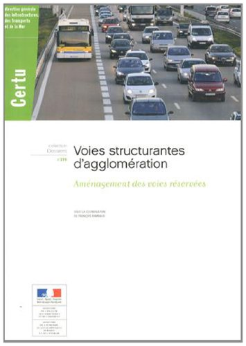 VOIES STRUCTURANTES D AGGLOMERATION AM: COLLECTIF
