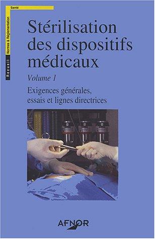 9782121698212: Stérilisation des dispositifs médicaux : Vol 1&2