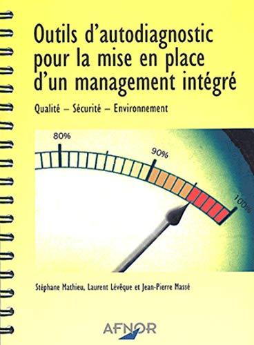 9782122184110: outils d'autodiagnostic pour la mise en place d'un management integre