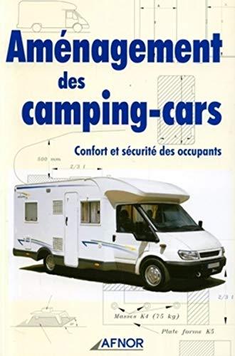 9782124156511: Aménagement des camping-cars : Confort et sécurité des occupants