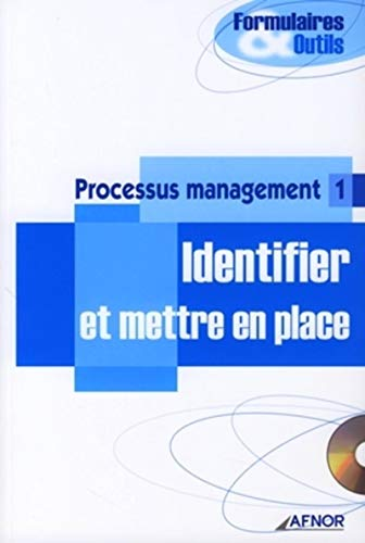 Processus management (French Edition): AFNOR