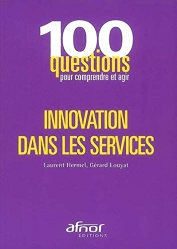 9782124651467: Innovation dans les services