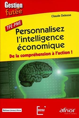 9782124652884: Personnalisez l'intelligence économique (French Edition)