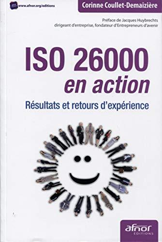 ISO 26000 en action Resultats et retours d'experiences: Coullet Demaiziere Corinne