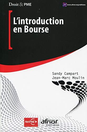 9782124654840: L'introduction en Bourse