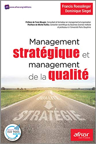 MANAGEMENT STRATEGIQUE ET MANAGEMENT DE: SIEGEL ED 2015