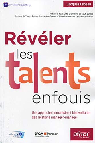 9782124655137: A la Recherche des Talents Enfouis