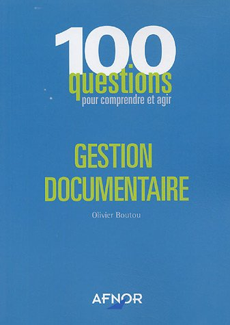 9782124750795: GESTION DOCUMENTAIRE