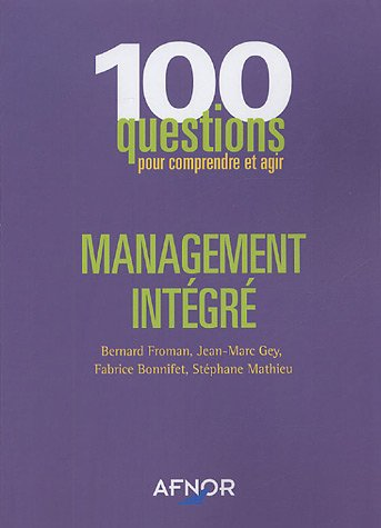 9782124750801: Management integre (French Edition)