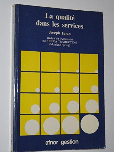 9782124762118: La Qualit� dans les services