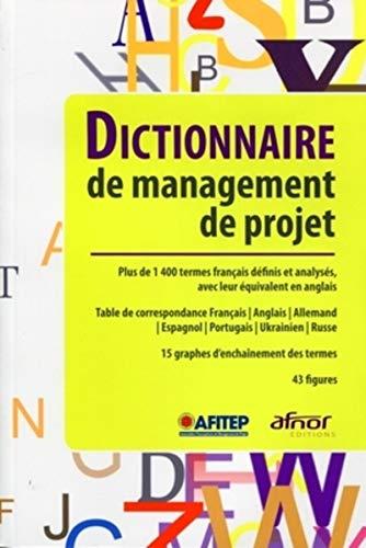 9782124843510: Dictionnaire de management de projet (French Edition)