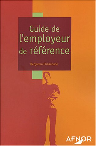 9782124941568: Guide de l'employeur de référence