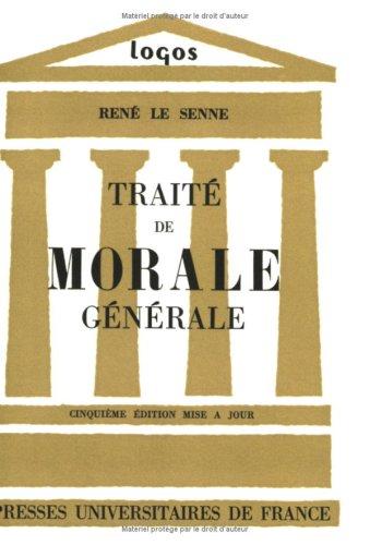 9782130294542: Traité de morale générale