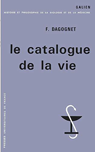 9782130312857: Le Catalogue De La Vie