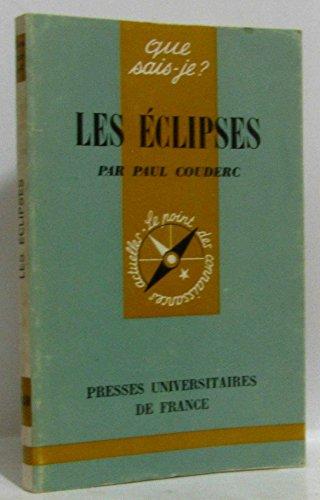 9782130316909: Les éclipses