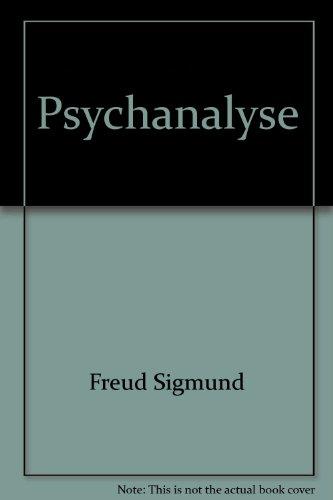 9782130357193: Psychanalyse
