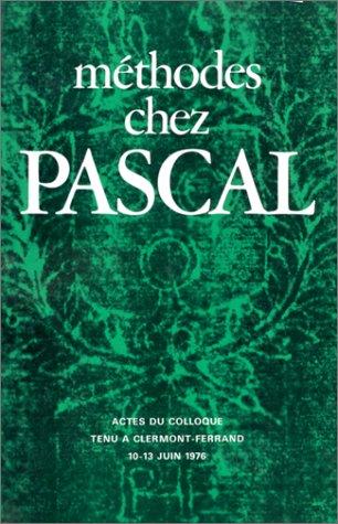 9782130358756: Méthodes chez PASCAL