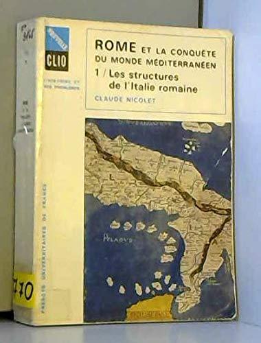 9782130359500: Rome et la conquête du monde méditerranéen, 264-27 avant J.-C.