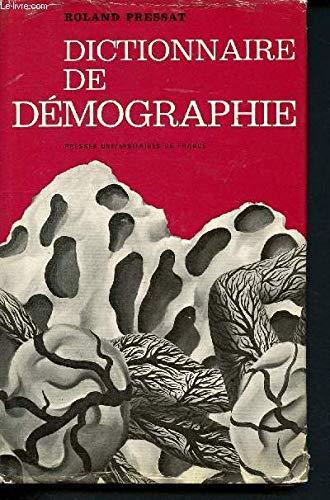 9782130360087: Dictionnaire de démographie (French Edition)