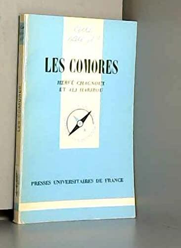 9782130363941: Les Comores (Que sais-je?) (French Edition)