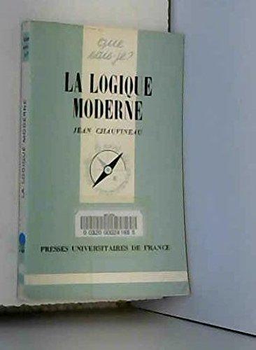 9782130366218: La Logique moderne