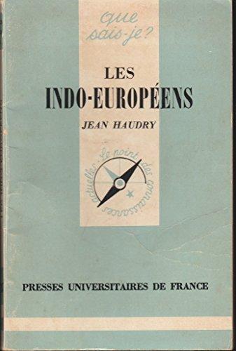 9782130370901: Les Indo-Européens (Que sais-je) by Haudry, Jean