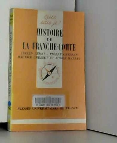 9782130371243: Histoire de la Franche-Comt�