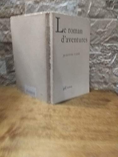 9782130374558: Le roman d'aventures