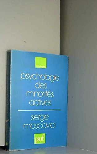 9782130376293: Psychologie des minorités actives