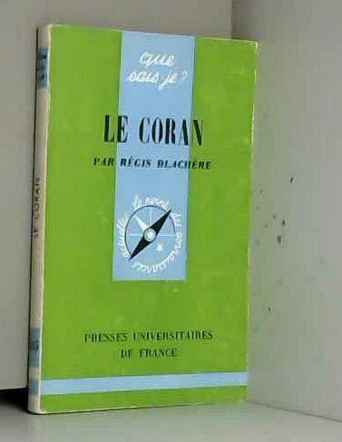 9782130378020: LE CORAN