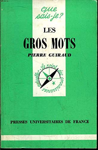 9782130378358: Gros Mots (les)