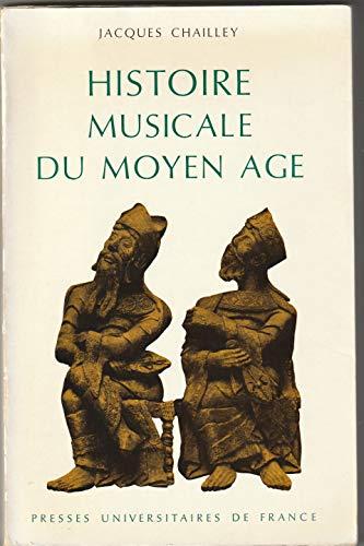 9782130381006: Histoire musicale du Moyen âge