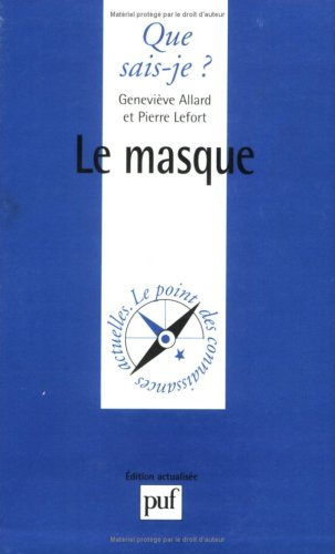 9782130383505: Le Masque