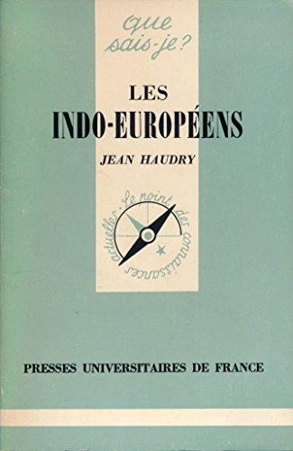 9782130383710: Les Indo-Européens (Que sais-je)