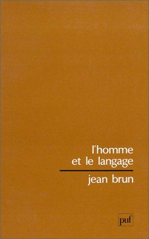 9782130386186: L'homme et le langage (French Edition)