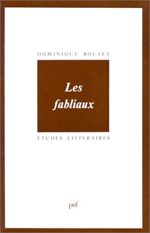 9782130388760: Les Fabliaux (Etudes littéraires)