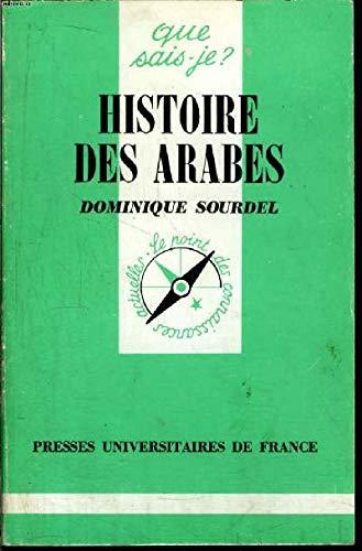 9782130388906: Histoire des Arabes