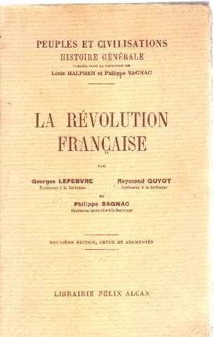 Revolution Française (la): Bluche/Rials/Tulard: