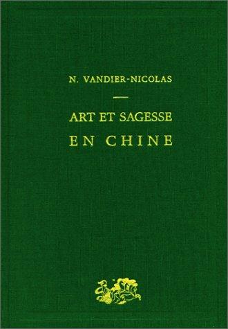 9782130390312: Art et Sagesse en Chine