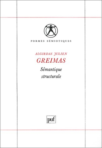 9782130393085: Semantique Structurale (French Edition)