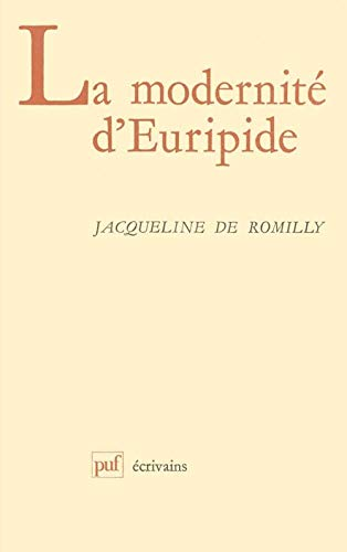 9782130393665: Iad - modernite d'euripide (la) (Ecrivains)